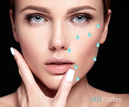 Les MD codes pour planifier les injections d'acide hyaluronique - Dr Magnier